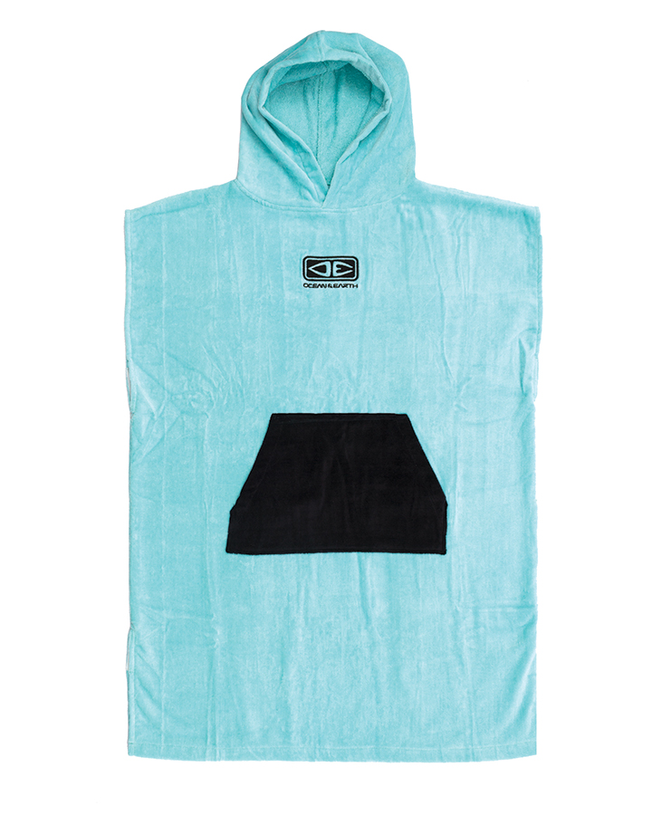 Youth Hooded Poncho